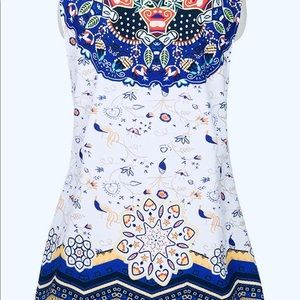 Dresses & Skirts - Boho  dress/ shirt versatile.details